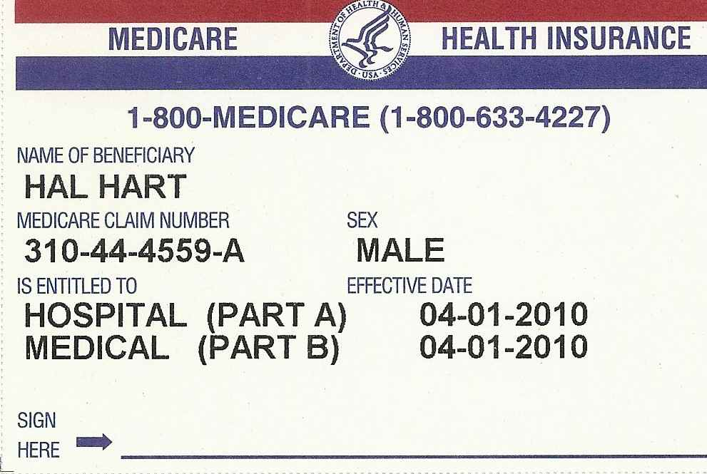 how to order a replacement medicare card
